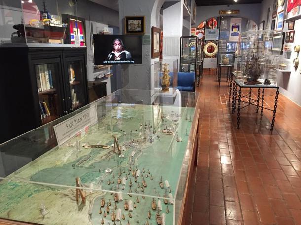 Museo del Mar. Suministrada.